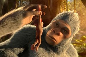 De monos a hombres