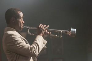 Un trompetista en apuros
