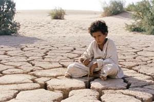A través del desierto