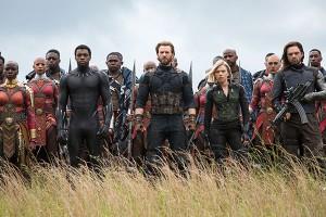 Seis piedras y un montón de superhéroes