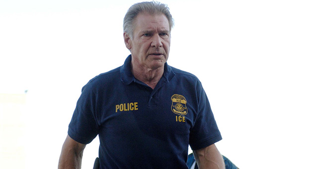 Harrison Ford, guardia urbano