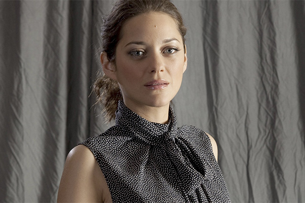 marion cotillard war machine