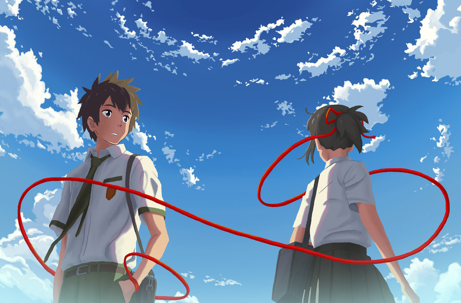 Your Name Muestra SyFy