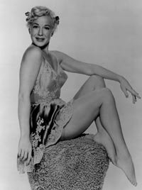 Recuerdo de Betty Hutton