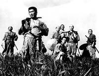 Resultado de imagen de los siete samuráis
