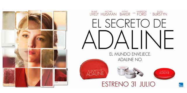 "<strong>¡GANA 5 PACKS DE ""EL SECRETO DE ADALINE""!</strong>"