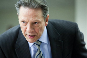"Chris Cooper apoya a Ben Affleck en ""Live By Night"""