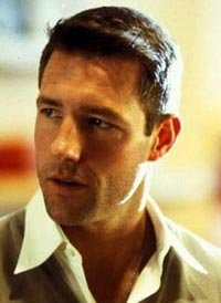 El irlandés Edward Burns