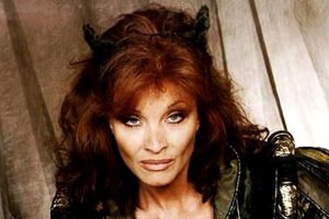 "Kate O'Mara, hermana de Joan Collins en ""Dinastía"""