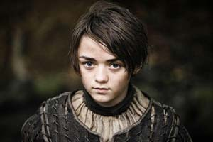 "Maisie Williams interpretará a una vikinga en la nueva temporada de ""Doctor Who"""