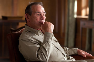 Tommy Lee Jones estará con Matt Damon en el nuevo film de Jason Bourne