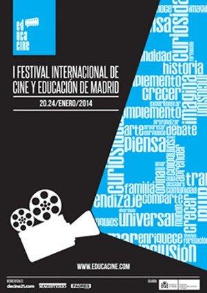 Nace Educacine, I Festival Internacional de Cine y Educación de Madrid