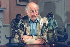 Ray Harryhausen, mago del stop-motion