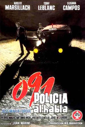 091, policía al habla (1960)