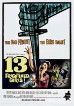 13 chicas aterrorizadas
