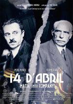 14 d'abril. Macià contra Companys (2011)