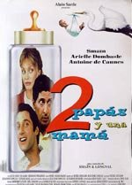2 papás y una mamá (1996)