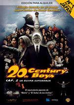 20th Century Boys: Cap. 2, La última esperanza (2009)