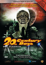 20th Century Boys: Cap. 3, Redención