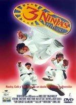 3 ninjas peleones (1995)