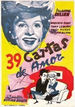 39 cartas de amor (1950)