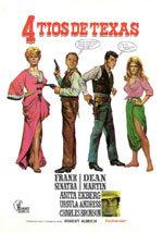 4 tíos de Texas (1963)