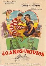 40 años de novios (1963)