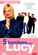 5 hombres para Lucy (2002)