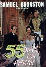 55 días en Pekín (1963)