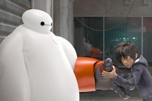 Mi robot Baymax
