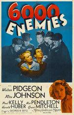 6.000 Enemies (1939)