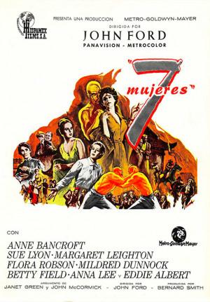 7 mujeres (1966)