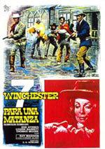 7 Winchester para una matanza (1967)