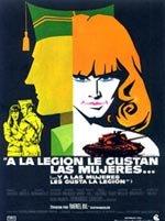 A la legión le gustan las mujeres... y a las mujeres, les gusta la legión (1976)
