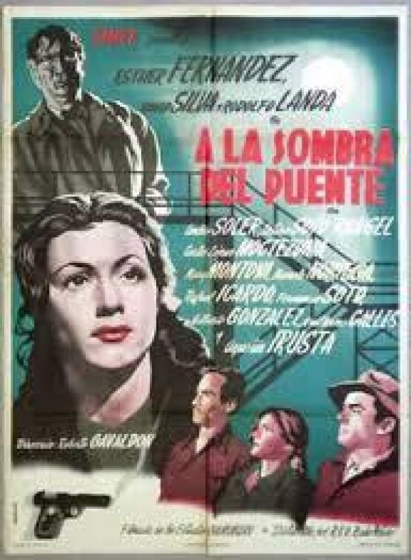 A la sombra del puente (1948)