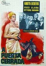 A puerta cerrada (1960)