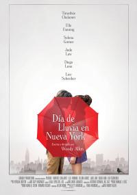 Día de lluvia en Nueva York (2018)