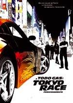 A todo gas. Tokyo Race