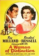 A Woman of Distinction (1950)