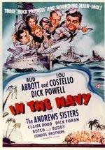 Abbott y Costello en la marina (1941)