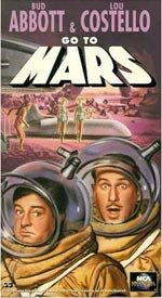Abbott y Costello van a Marte