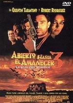 Abierto hasta el amanecer 3 (1999)