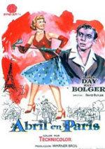 Abril en París (1952)