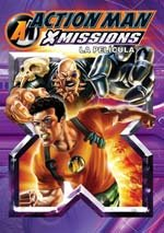 Action Man: X Missions (2005)
