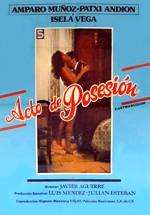 Acto de posesión (1977)