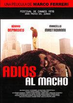 Adiós al macho (1978)