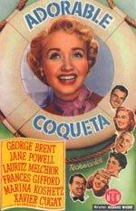 Adorable coqueta (1948)