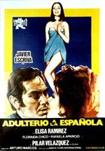 Adulterio a la española (1976)
