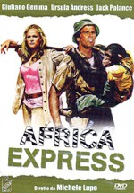 África Express (1976)