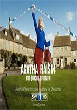 Agatha Raisin: La quiche mortífera (2014)
